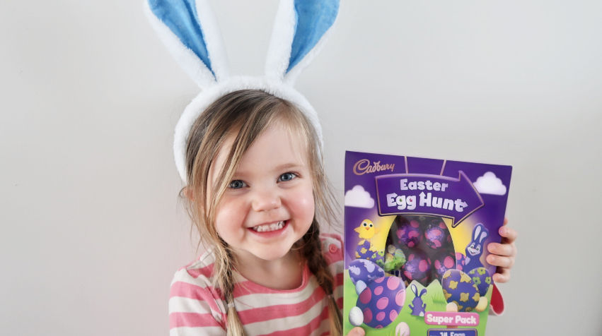 WIN A Cadbury Easter Egg Hunt Pack!