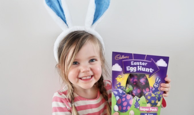 cadbury easter egg hunt competition
