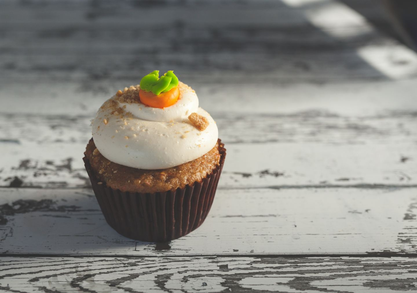 What makes a good carrot cake good?