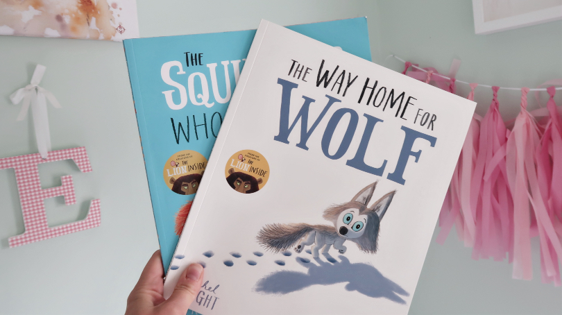 Book Review: The Way Home for Wolf