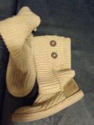 botinha de lã 5