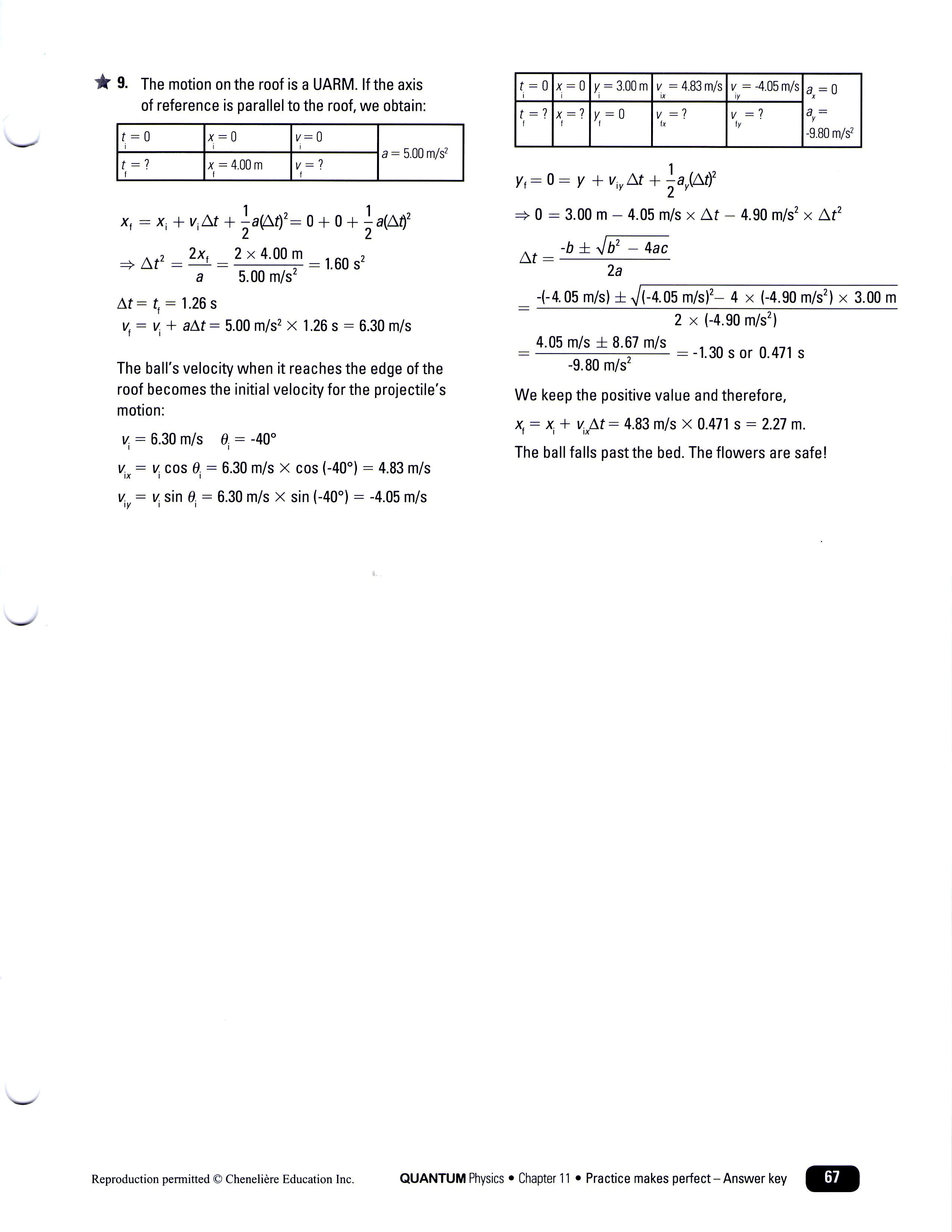 Velocity Worksheet Doc