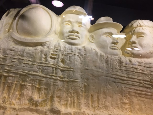 """Mount Muchmore"" at the State Fair of Texas"