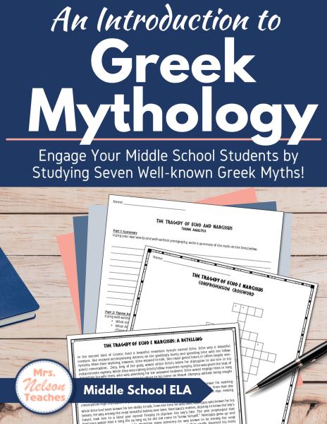 Introduction to Greek Mythology.