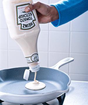Homemade Pancake Mix Recipe (3/4)