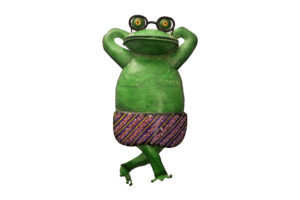 dancing_hanging_frog