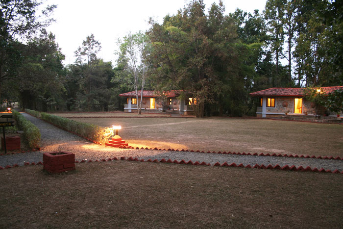 Royal Tiger Resort, Kanha