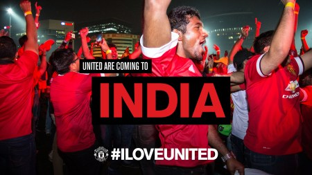 #ILOVEUNITED Returns to Mumbai for a Second time