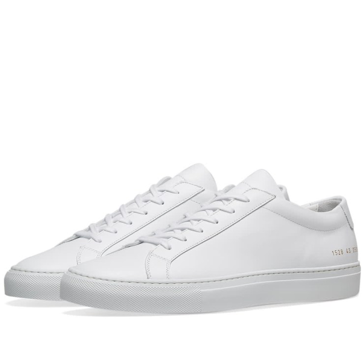 Common Projects Achilles Low Sneakers in White