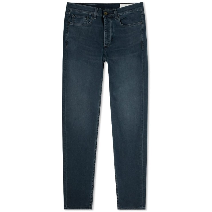 Rag & Bone Dark Blue Slim Fit Jeans Minna Wash