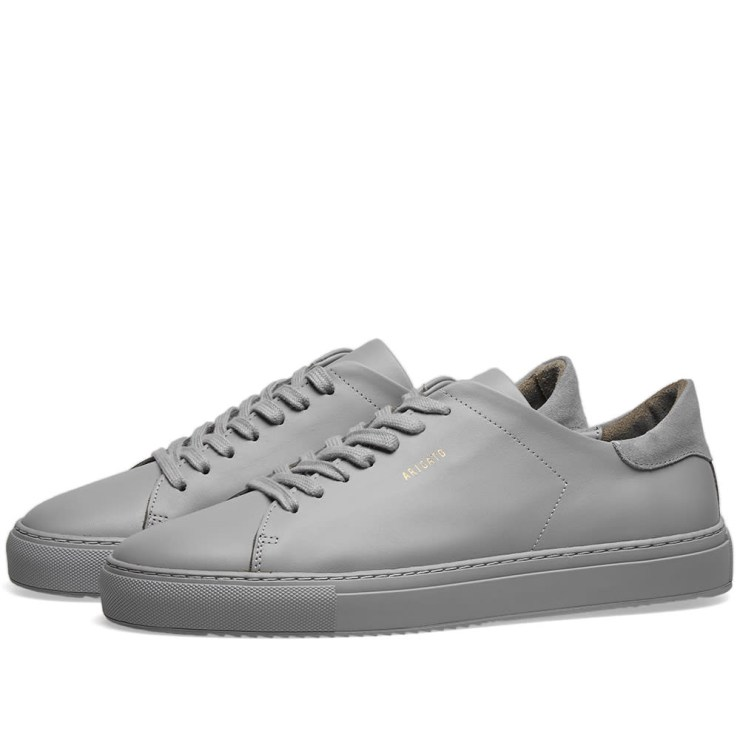 Axel Arigato Clean 90 Sneaker in Grey