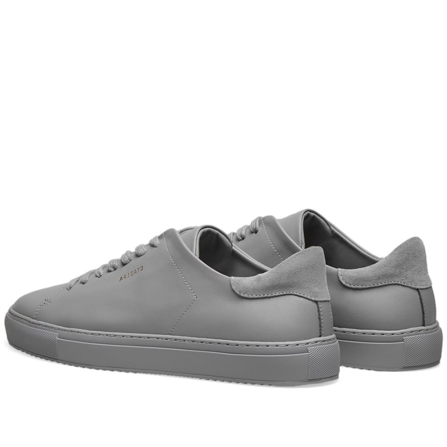 Axel Arigato Clean 90 Sneaker in Grey