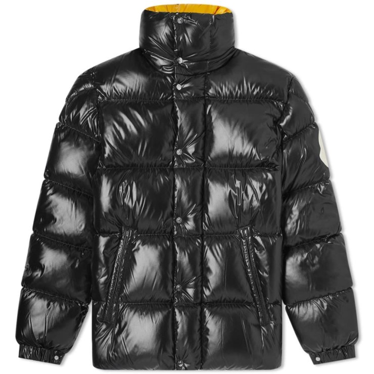 Moncler Genius 1952 Dervaux Nylon Down Jacket 'Black'
