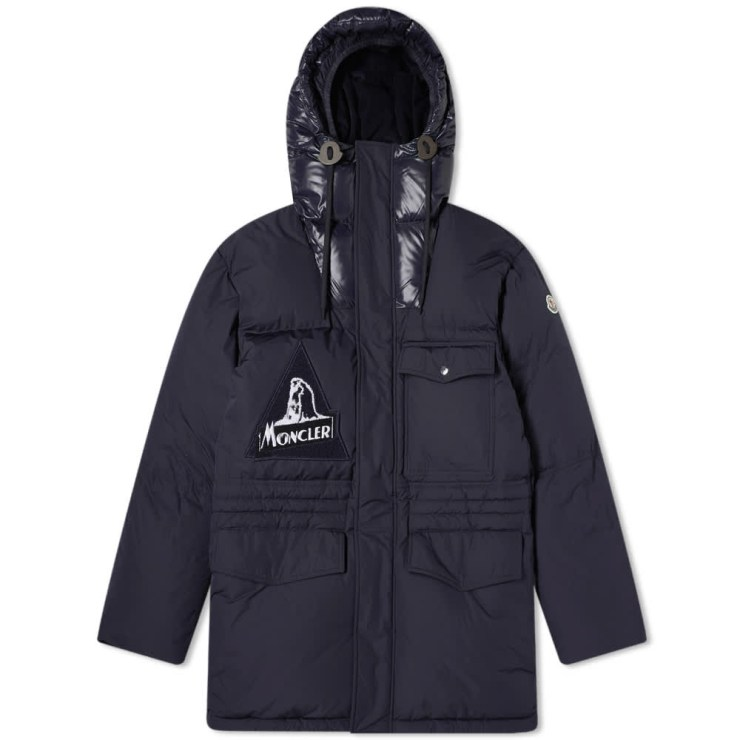 Moncler Dedion Expedition Down Parka 'Navy Blue'