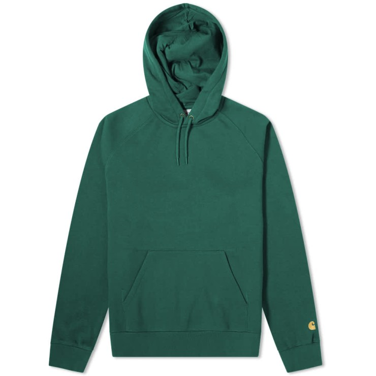 Carhartt Chase Sweat Hoody 'Green'