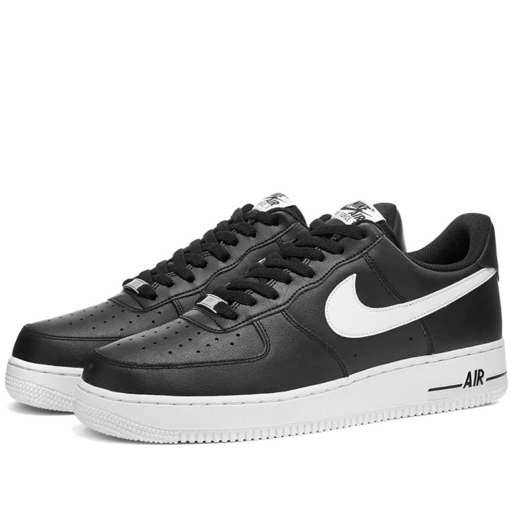 Nike Air Force 1 '07 'Black & White'