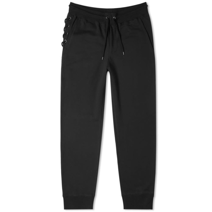 Craig Green Laced Sweatpants 'Black'