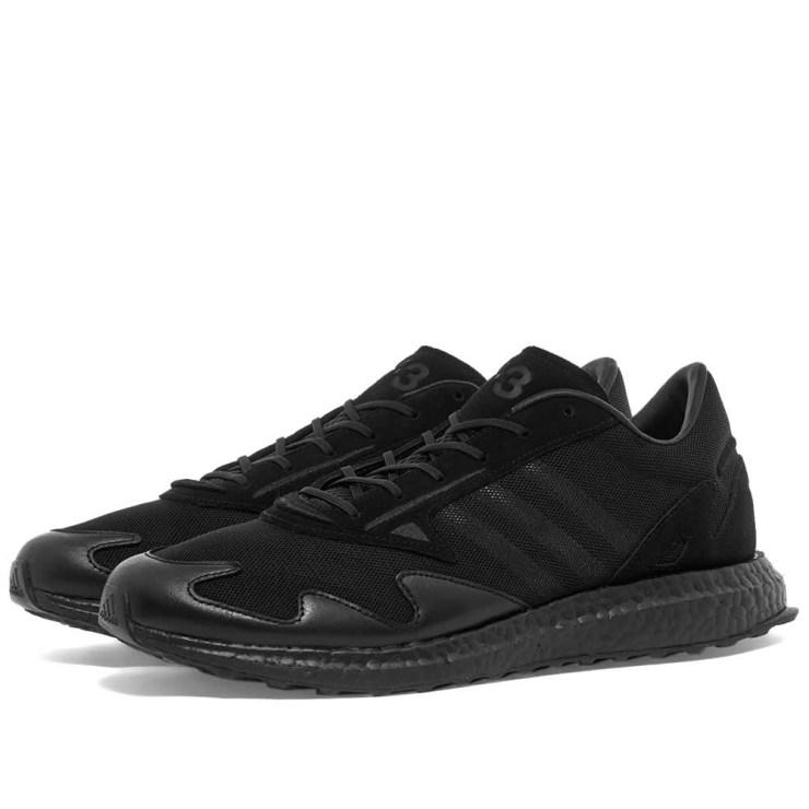 Y-3 Rhisu Run Sneakers 'Black'