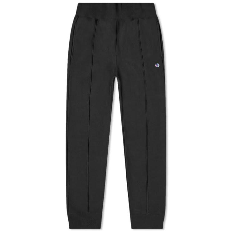 Champion Slim Cuff Sweatpants 'Black'