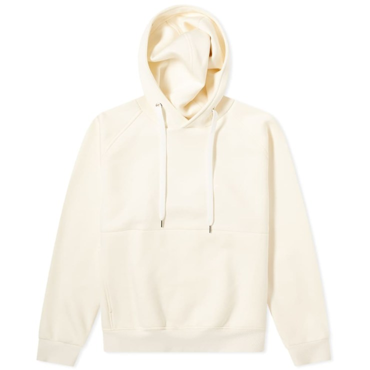 Neil Barrett Lightning Bolt Hoody 'Off White'