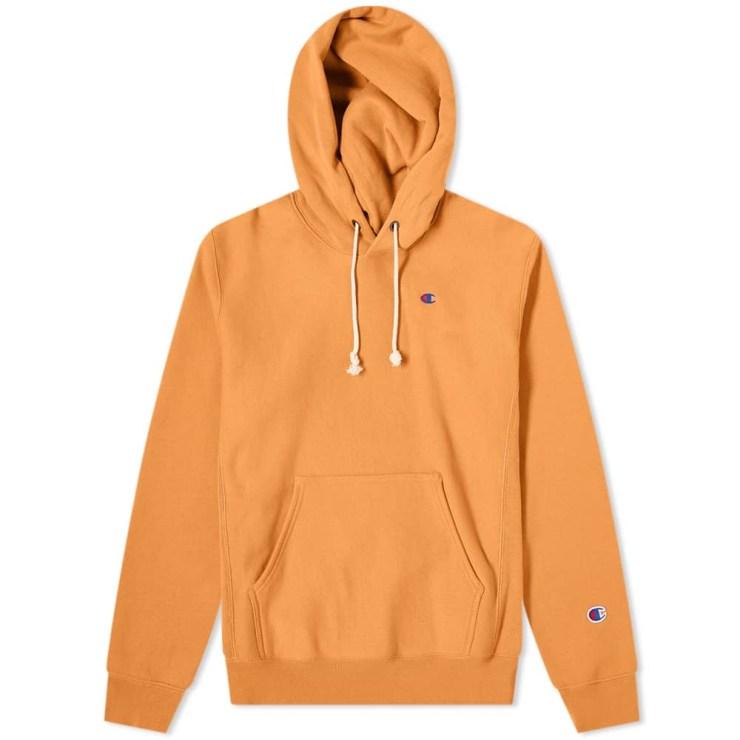 Champion Reverse Weave Classic Hoody 'Caramel Orange'