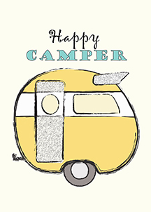 Happy Camper Digital Download