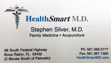 Health Smart; Stephen Silver, M.D.