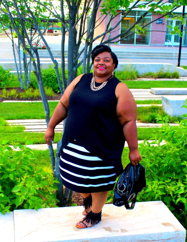 Plus Sized Frugal Fashion