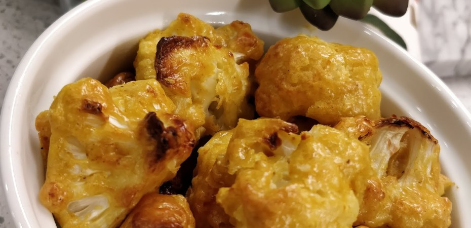 Roasted Cashew Cauliflower