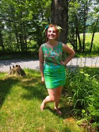 """Sis Boom's """"Rebecca"""" dress in Crazy Love"""