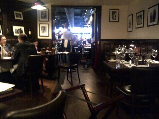 Image of Goodman restaurant interior