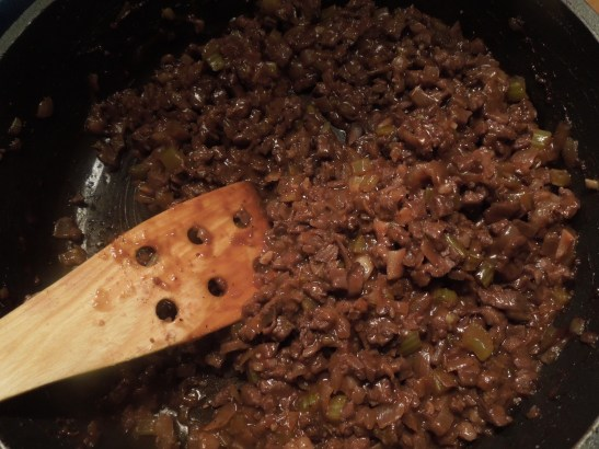 Image of beef pie filling