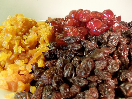 Image of dried fruit