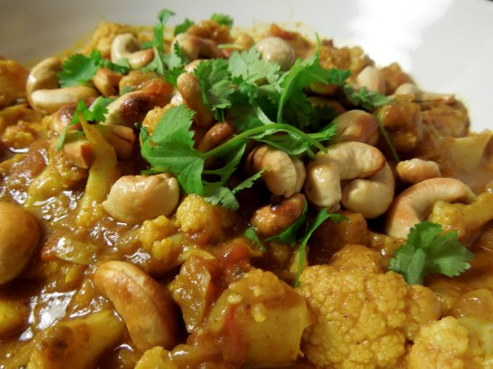 Image of Goan Cauliflower Curry
