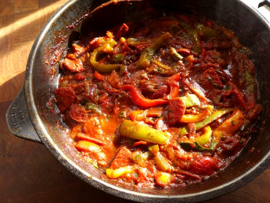Image of shakshuka sauce