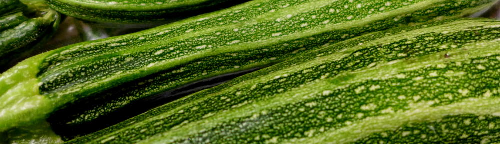 Image of courgettes