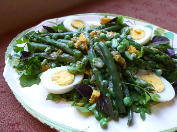 Image of Summer Veg with a Buttermilk Herb Dressing