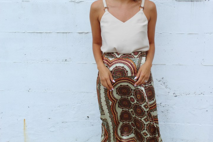 Chic Paisley Vibes