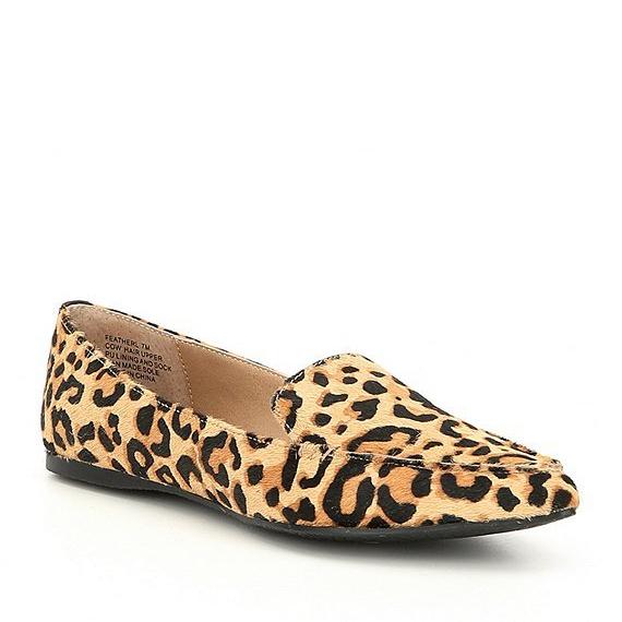 Leopard Steve Madden
