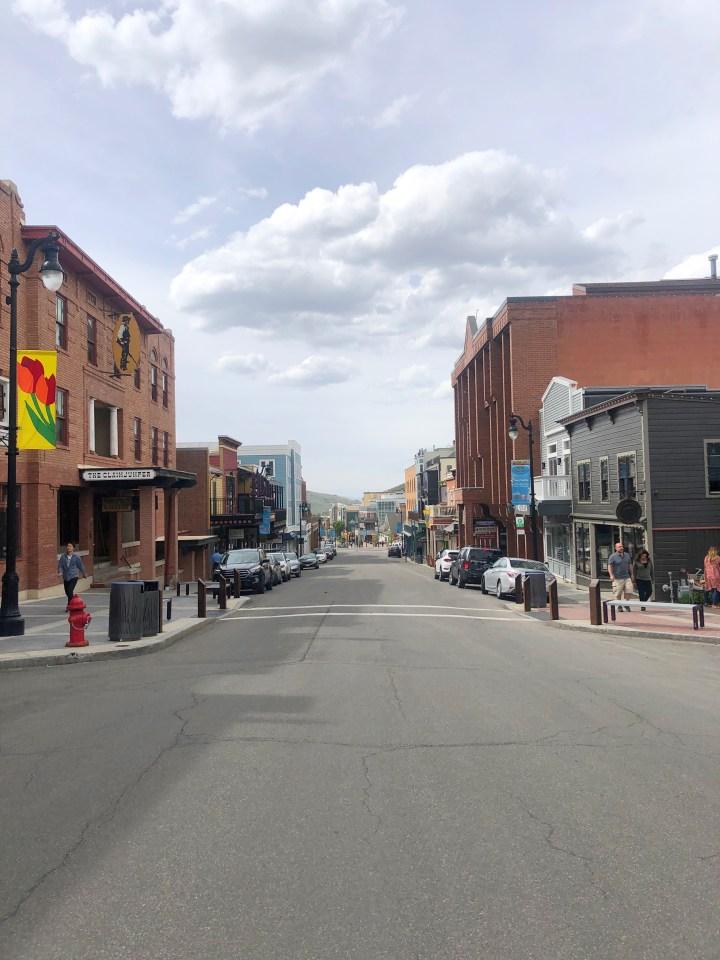 Main Street at Park City
