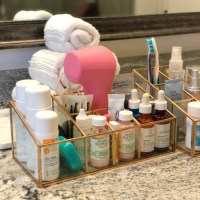 Day 24: Skin & Hair Care Organizers