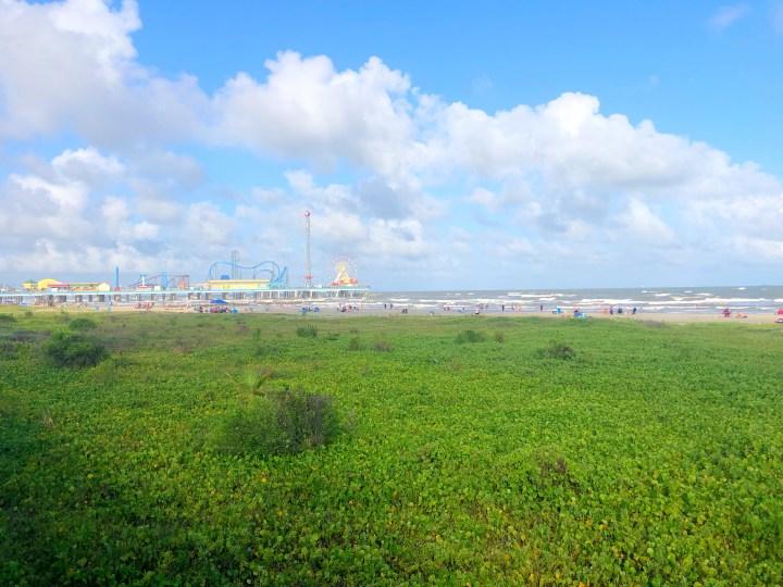 A Quick Getaway: Galveston Island