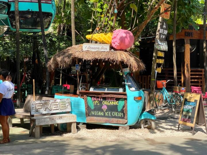 Zona Hotelera in Tulum
