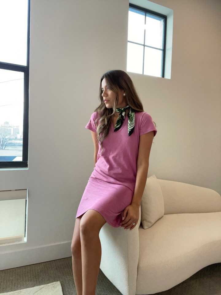 How to Style Shirt Dress