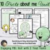 Séquence 10 facts about me 5e