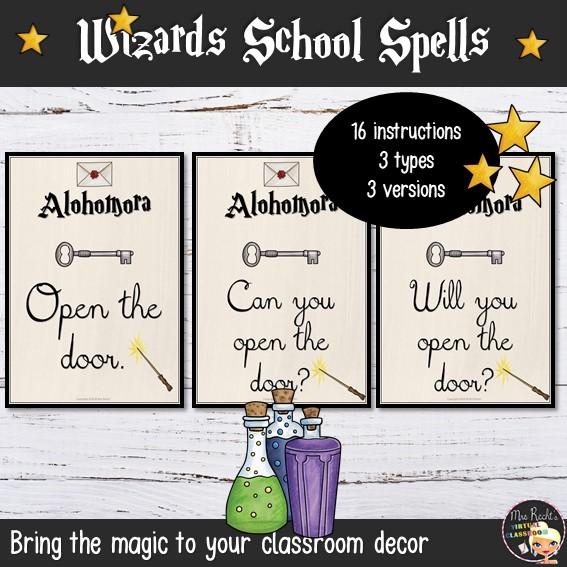 Décoration Harry Potter Instructions GB