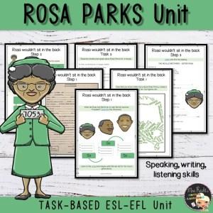 Séquence Rosa Parks 3e