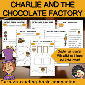 Charlie and the Chocolate Factory Book Companion