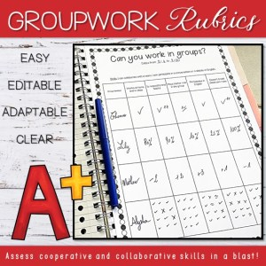 Group Work Rubrics