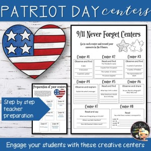 Patriot Day 9/11 Centers